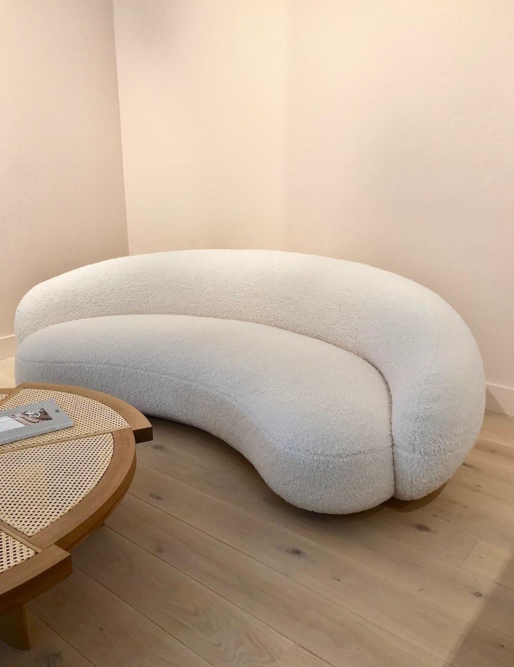 Julep Sofa for Tacchini Showroom Sale
