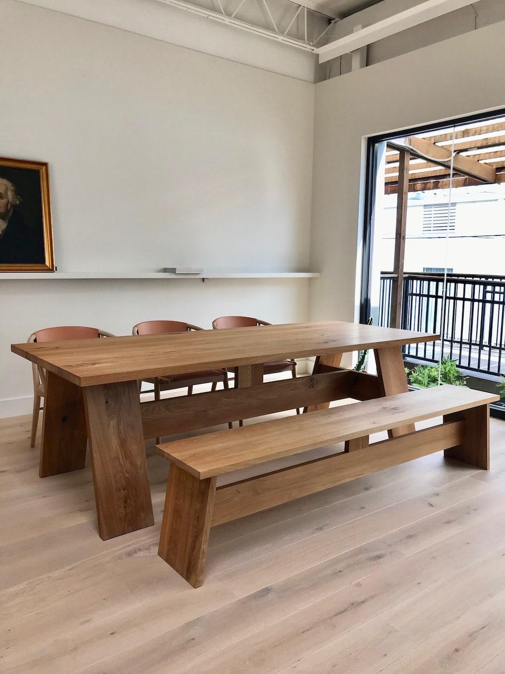 Fayland table showroom sale