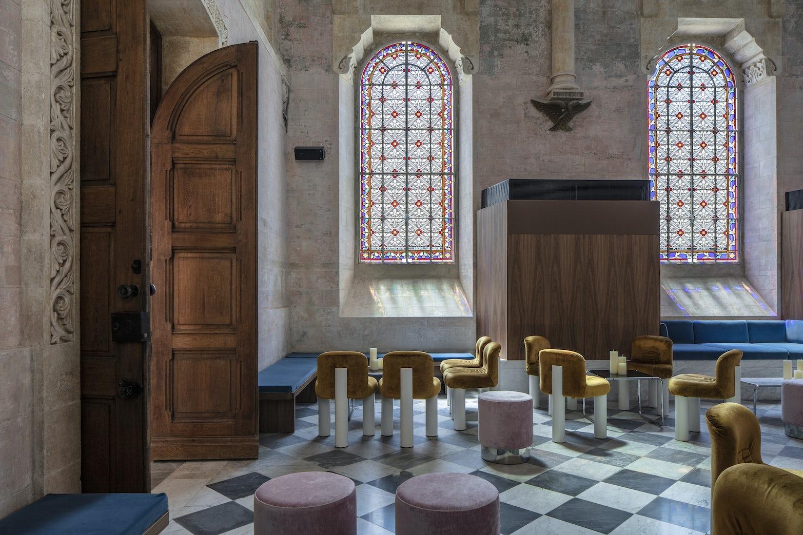 The Jaffa Chapel Image Credit Amit Geron 1