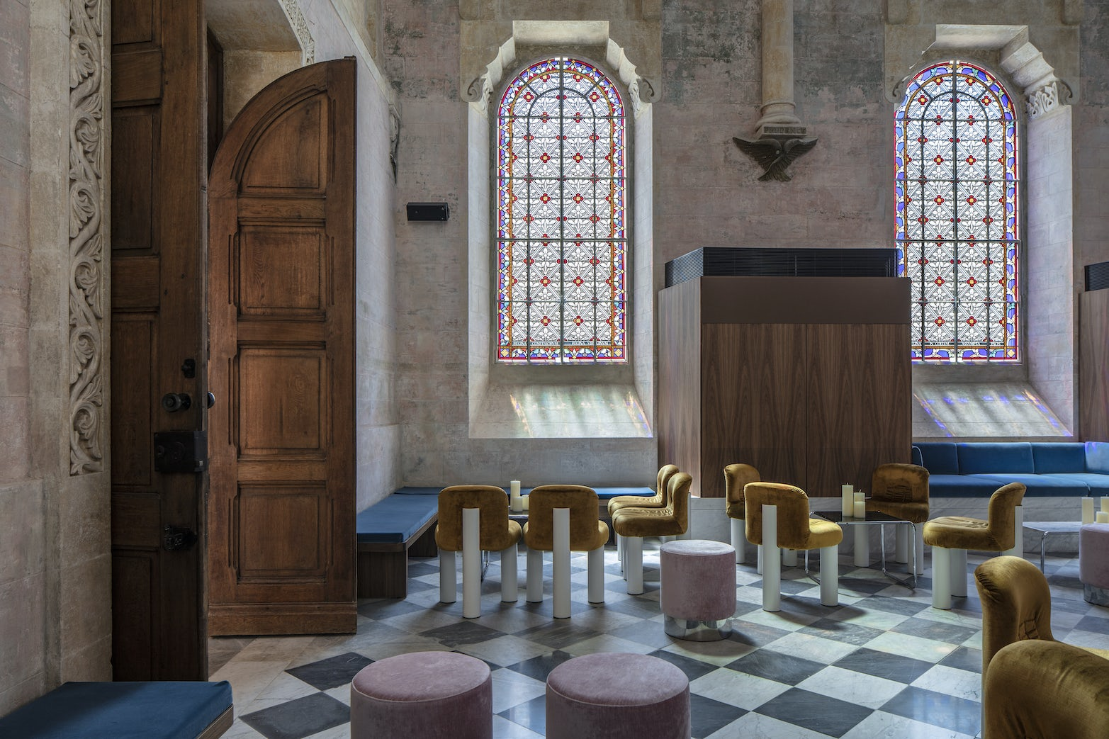 The Jaffa Chapel Image Credit Amit Geron 1