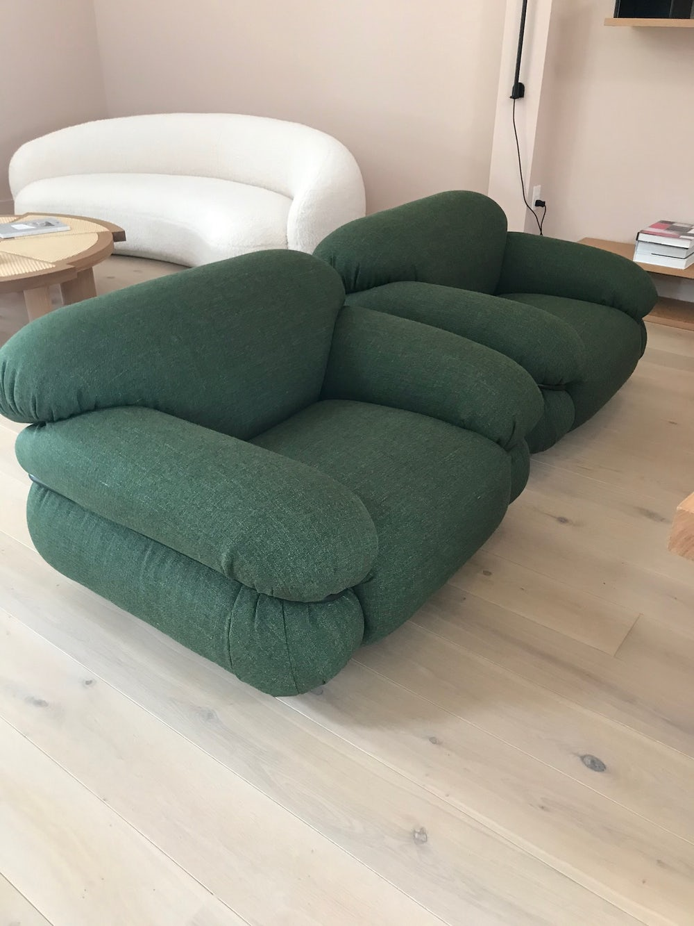 Tacchini Sesann Lounge Chairs Sale