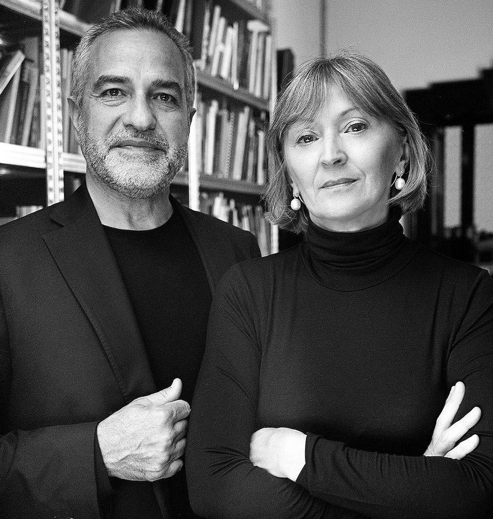 Marta Laudani Marco Romanelli Context Gallery