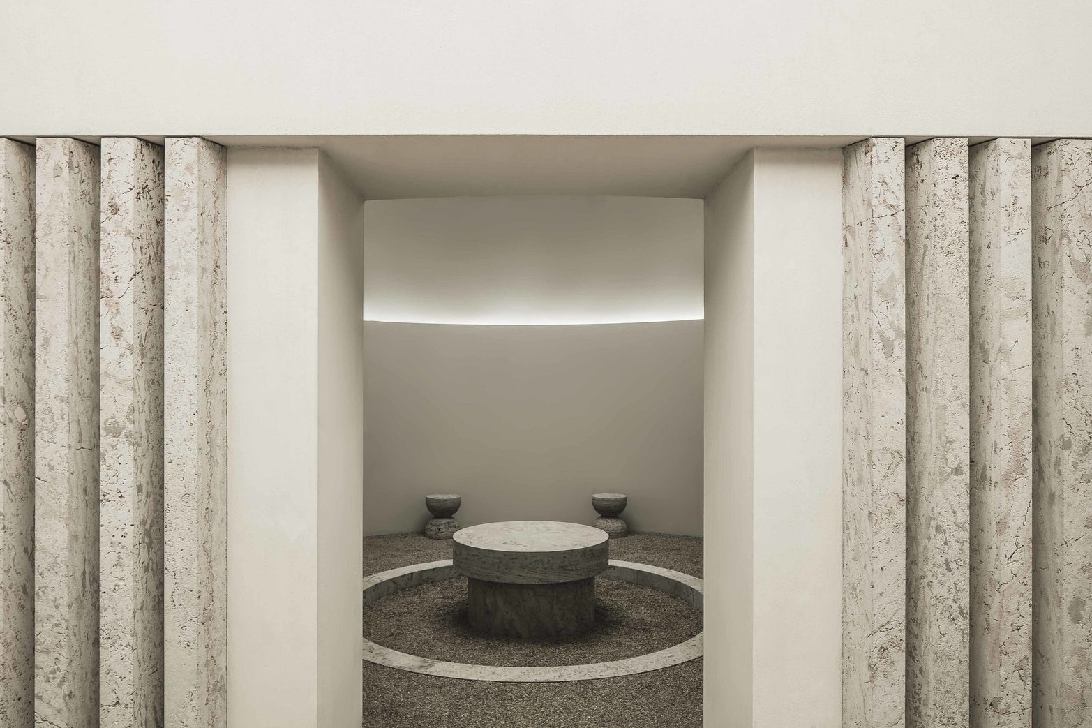 Nicolas Schuybroek Spaces of Objects Hullebusch Biennale Interieur 10