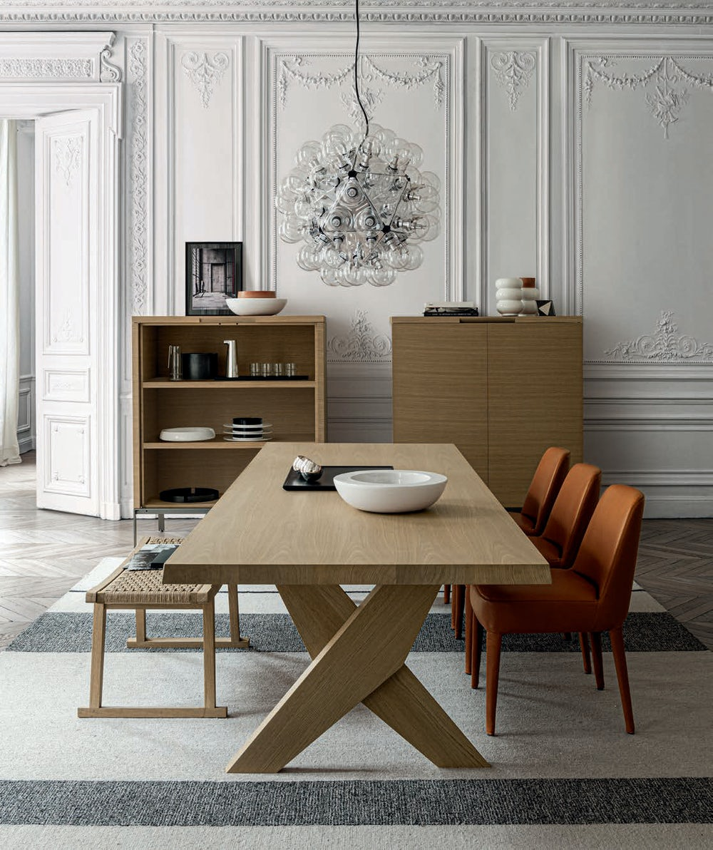 Ares Table Antonio Citterio Maxalto