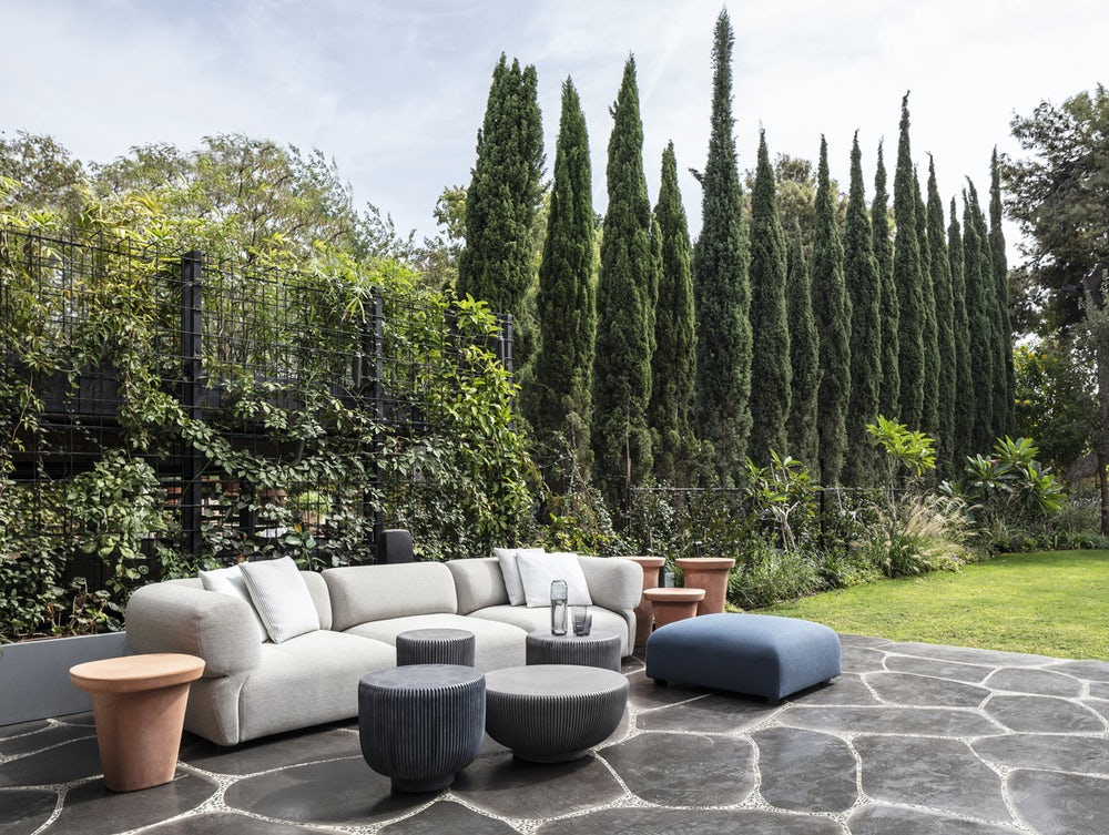 Butterfly sofa outdoor BB Italia 22