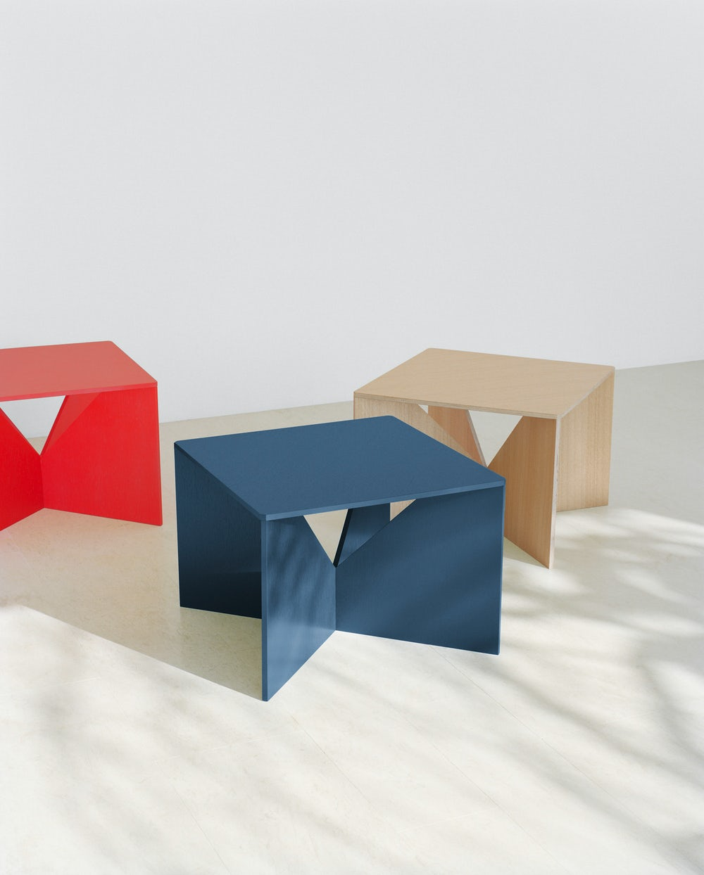 e15 calvert coffee tables by ferdinand kramer for e15