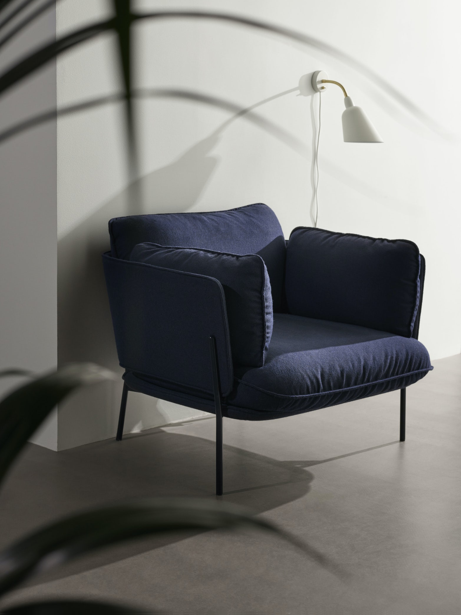 Cloud lounge chair LN1 Luca Nichetto andtradition 12