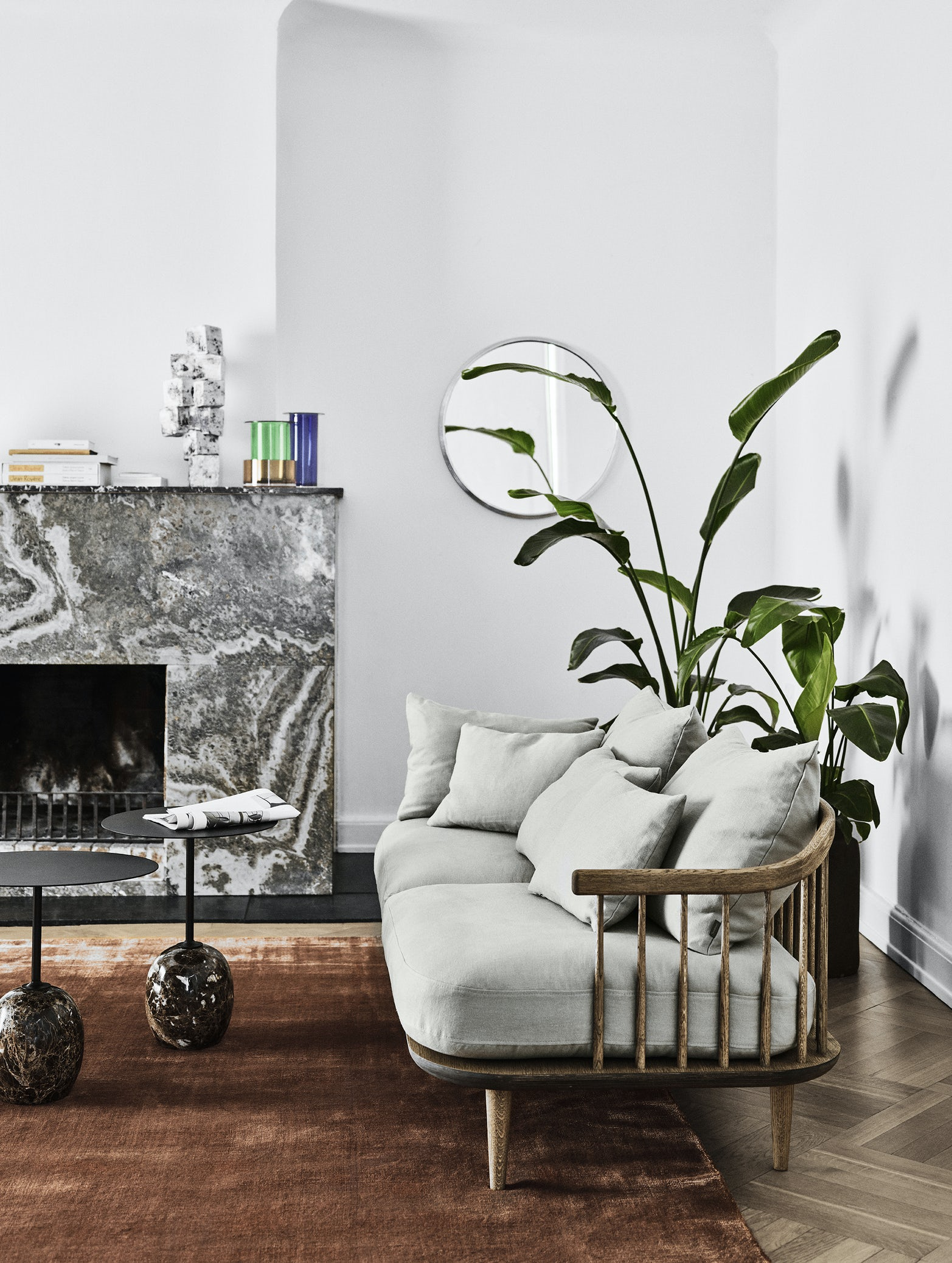 Fly sofa SC2 space copenhagen and tradition 7