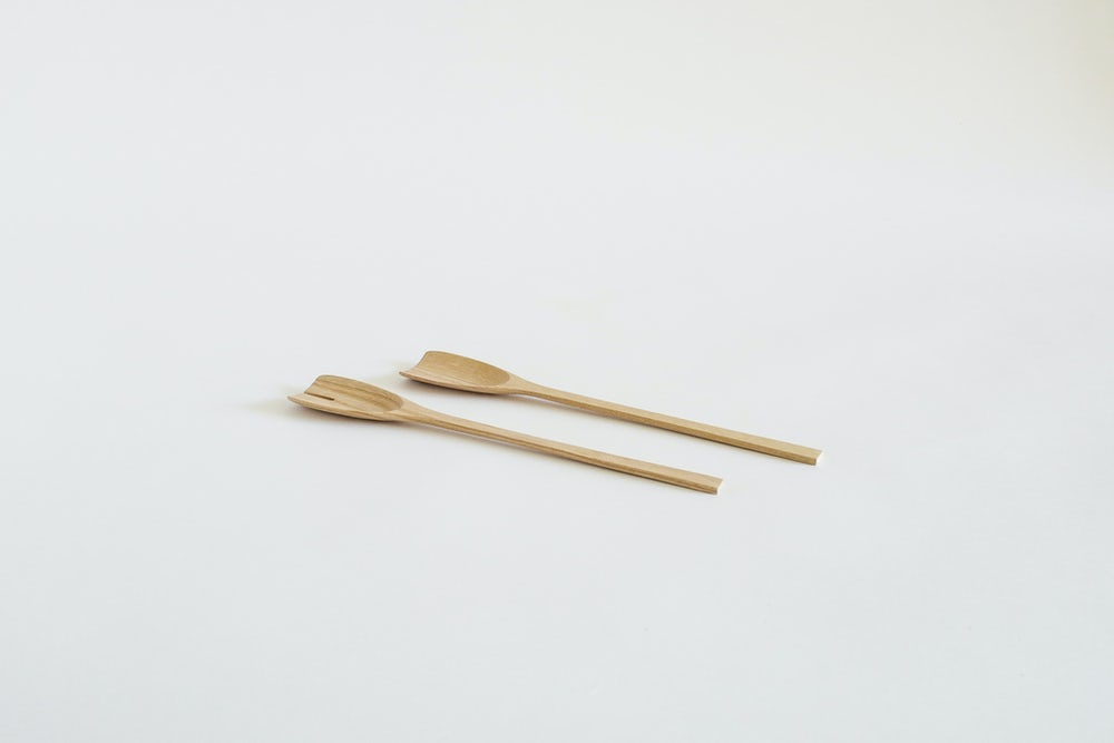 John pawson ash salad servers2 File