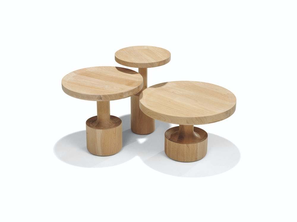 Kigi Side Tables Roderick Vos Linteloo