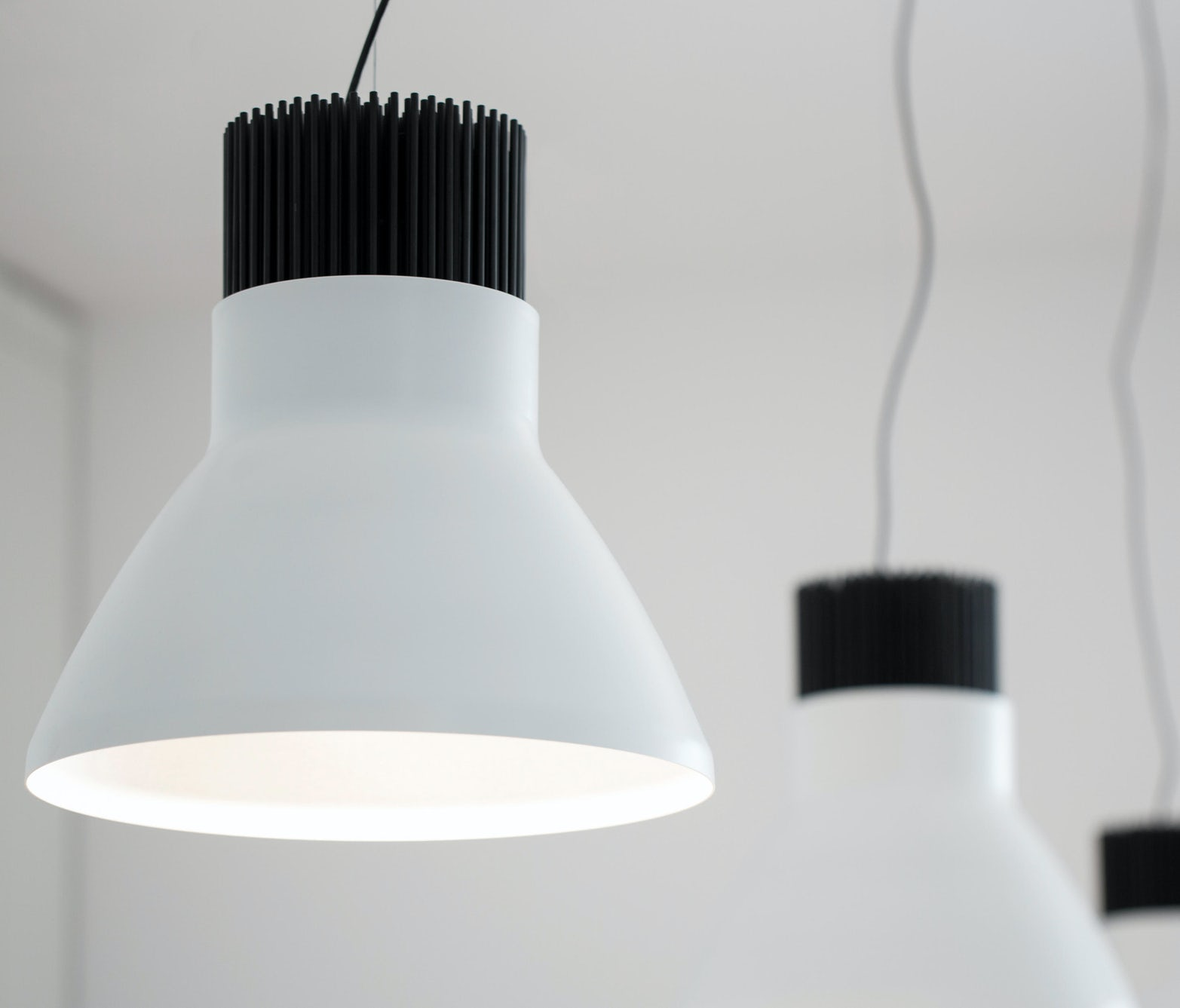 Light bell pendant lamp piero lissoni Flos 10