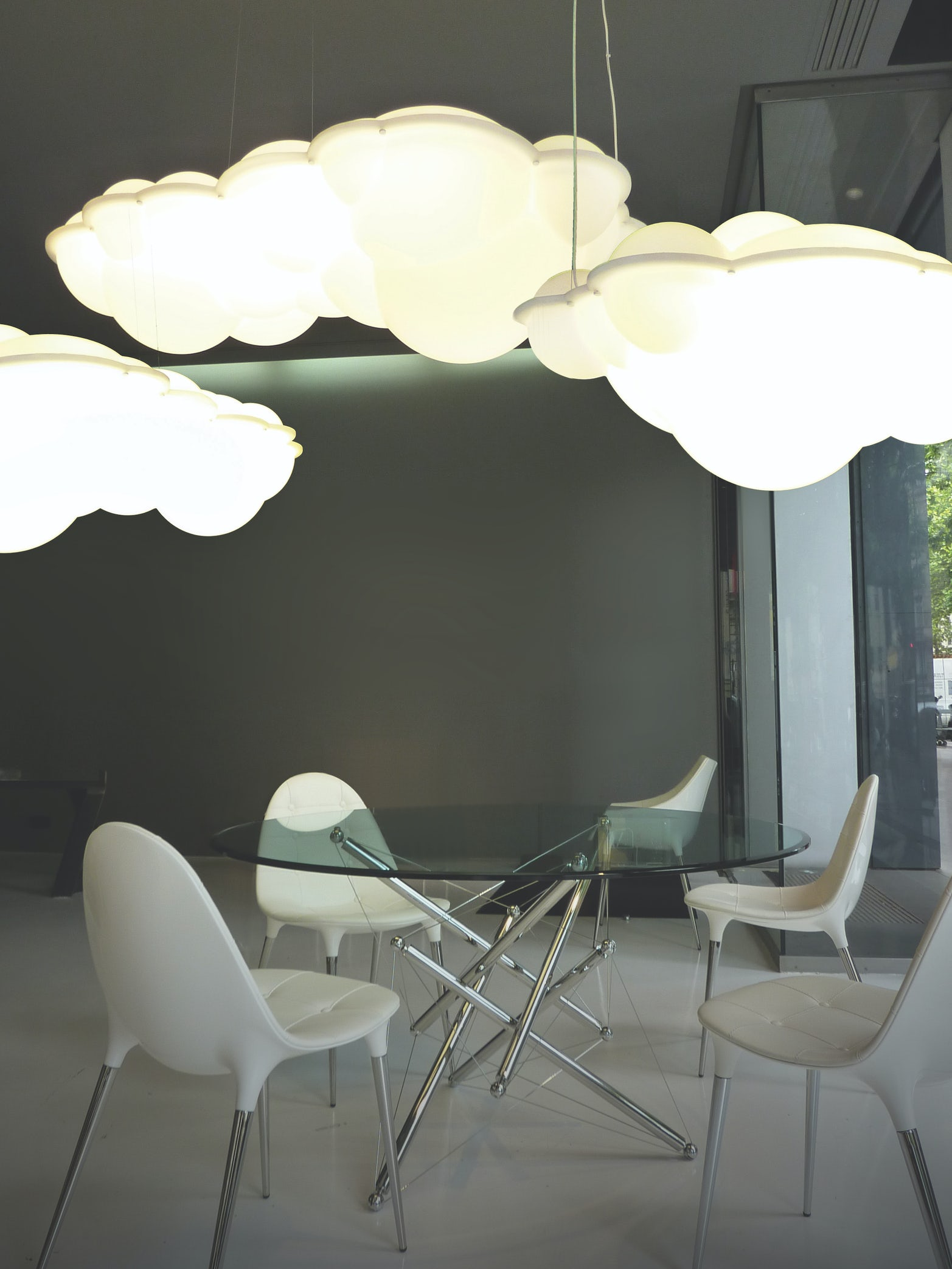 Nuvola pendant lamp mario bellini nemo lighting 2