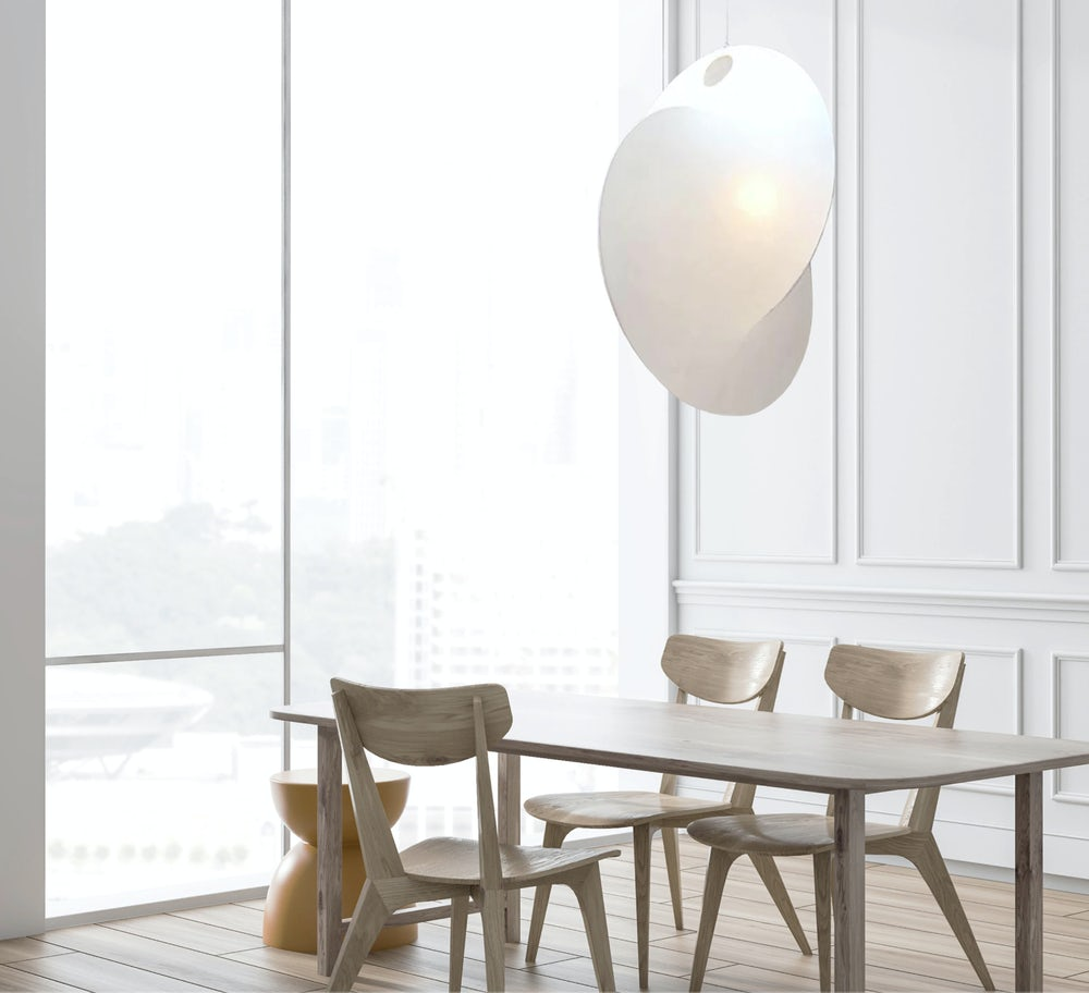 Overlap suspension lamp michael anastassiades flos 5