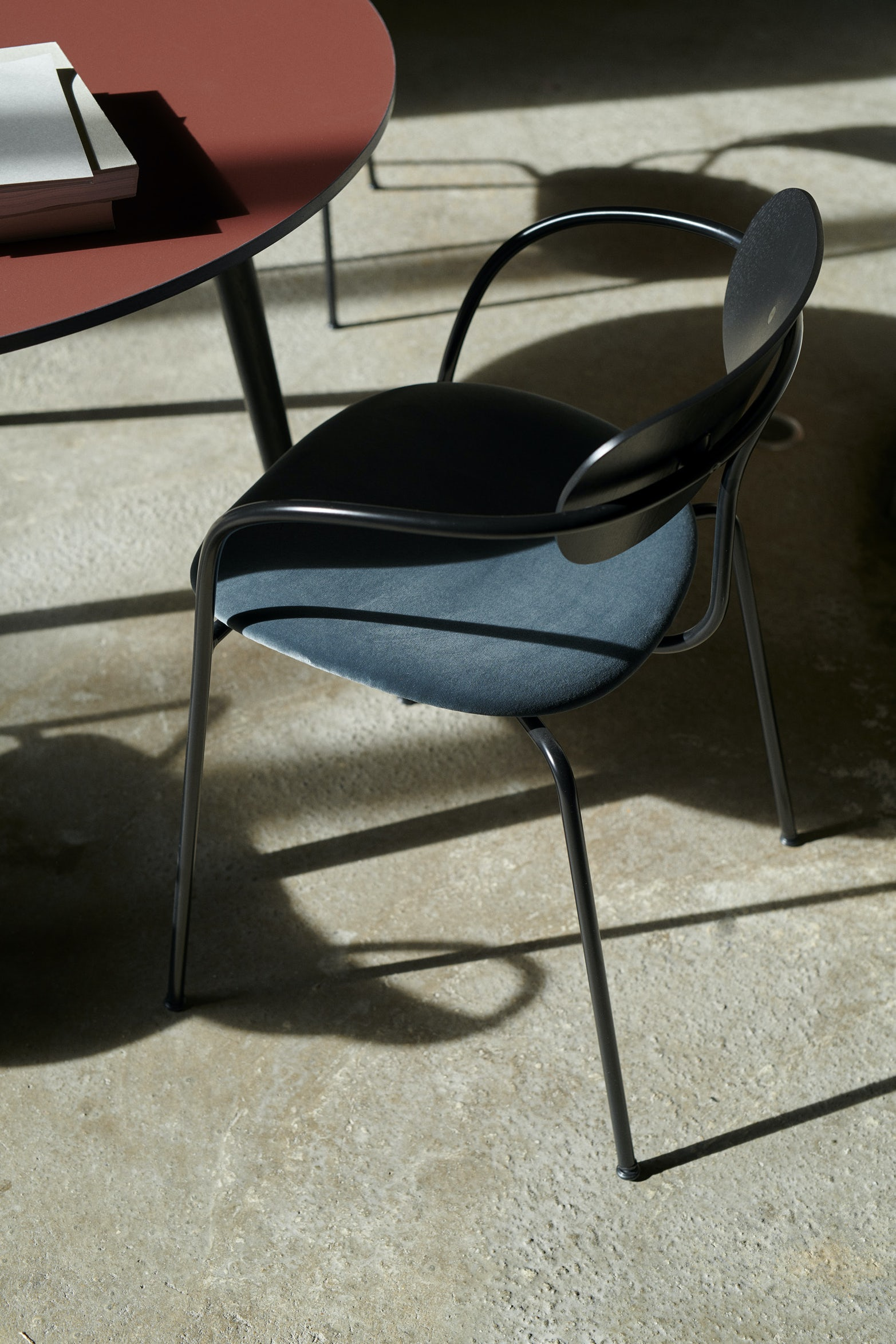 Pavilion armchair av4 anderssen and voll andtradition 37