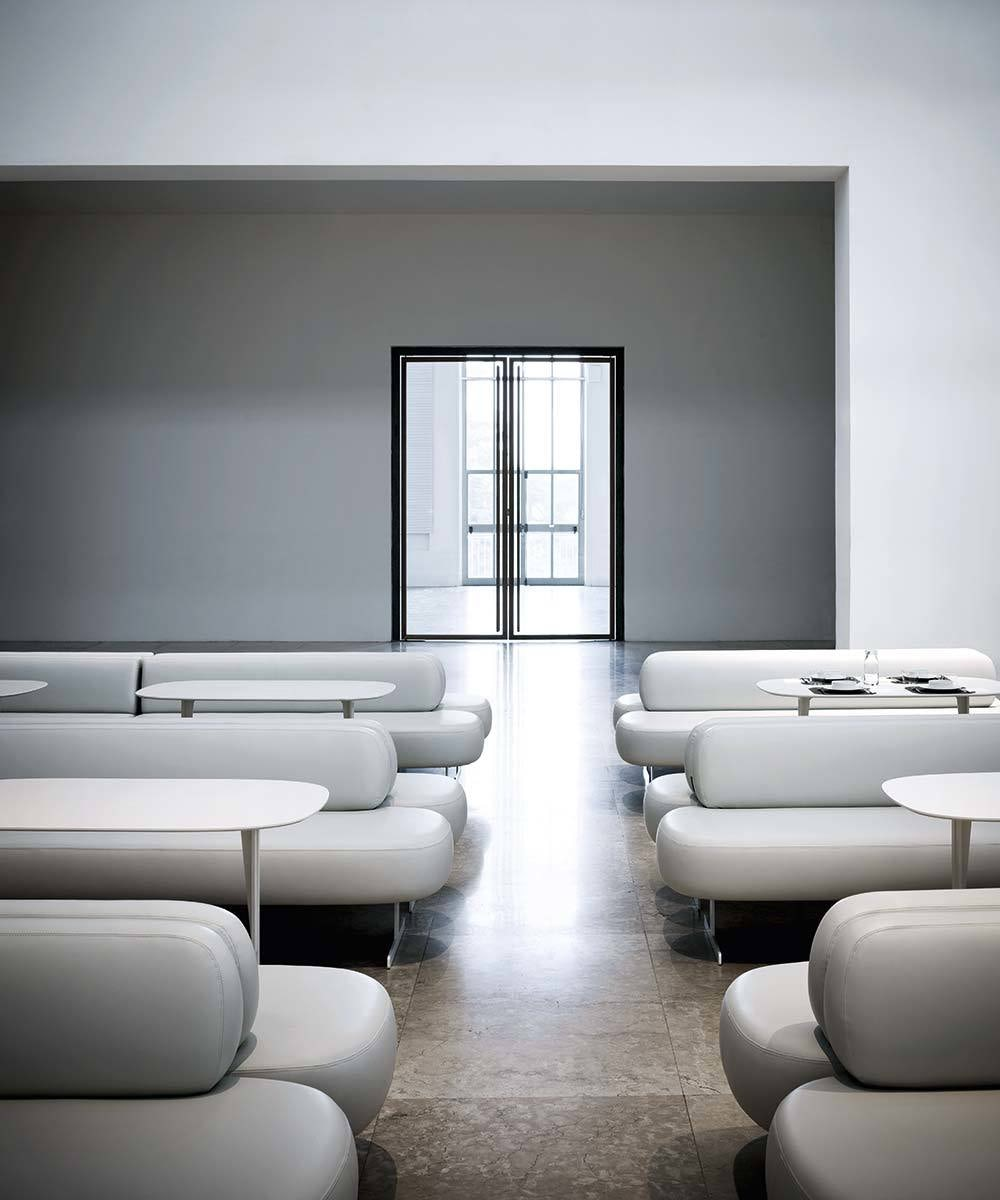 Stone seating system Pearson Llyod tacchini 10