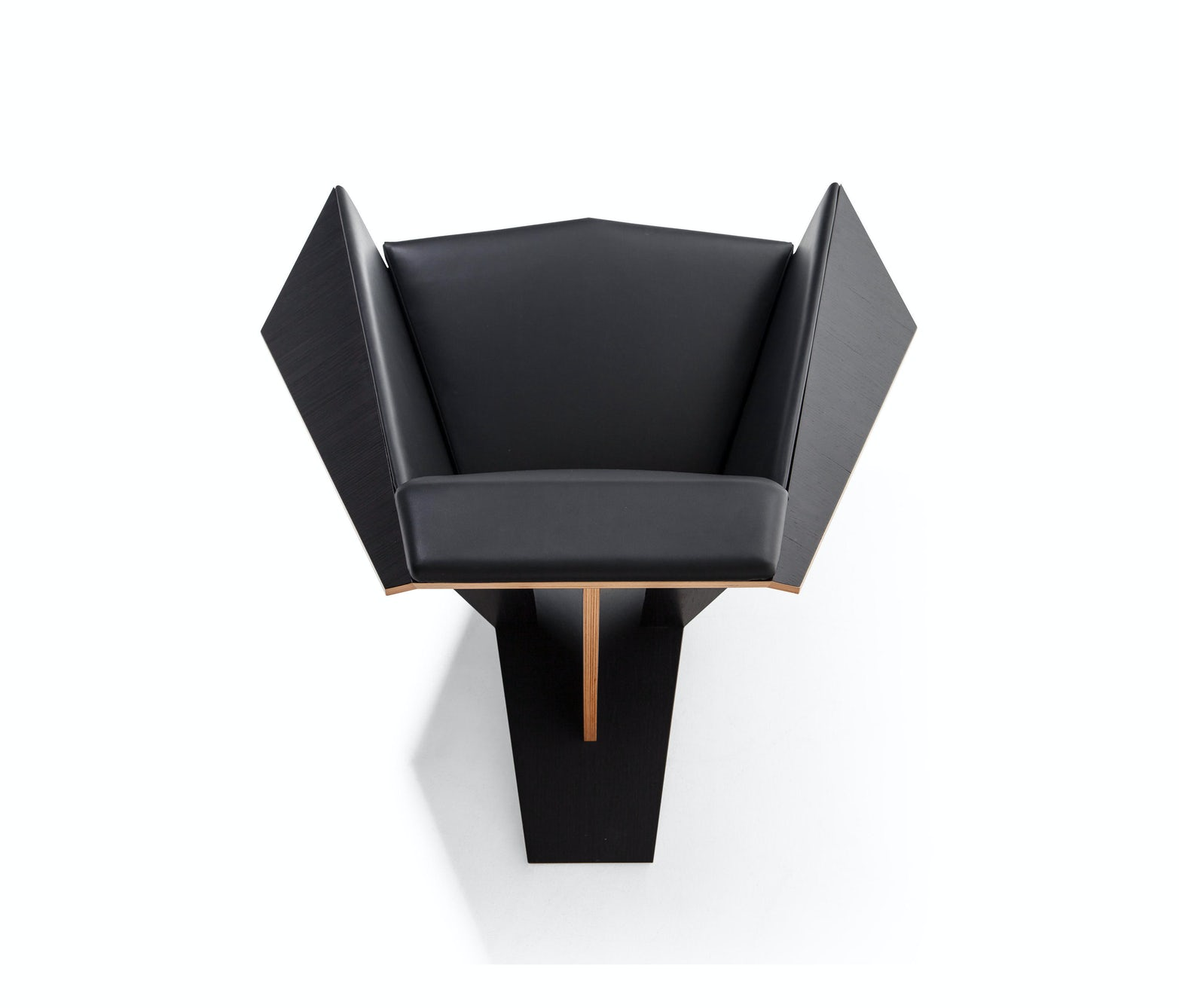 Taliesin lounge chair frank lloyd wright Cassina 5
